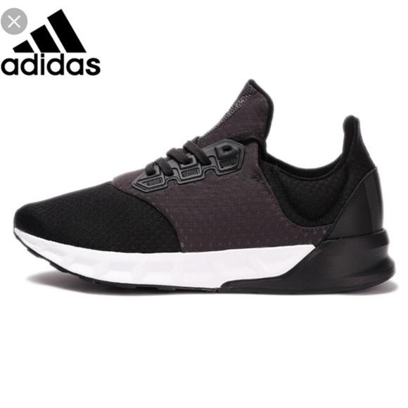 adf3d5ef6203 Adidas falcon elite 5 5m black white running shoes